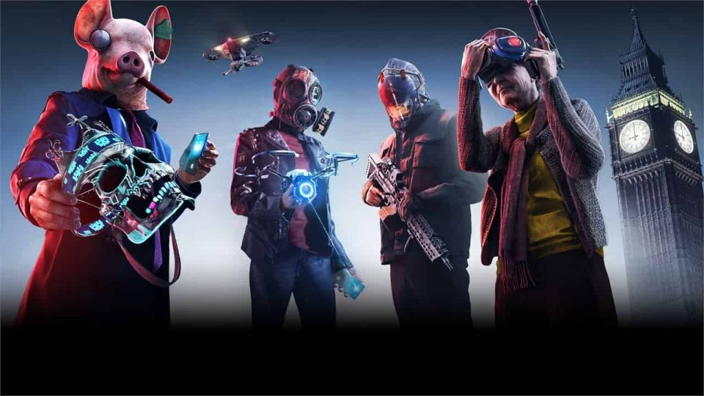 Watch Dogs Legion Gamescom Gameplay