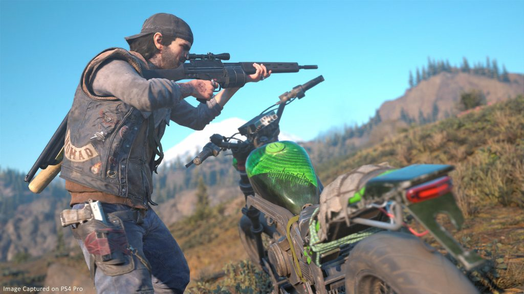 Days Gone new game plus arrives next week