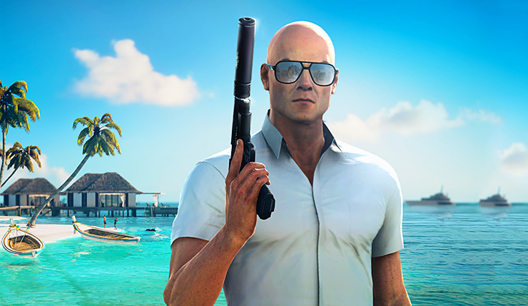 Hitman 2 Trailer Takes A Trip To Sun Baked Haven Island