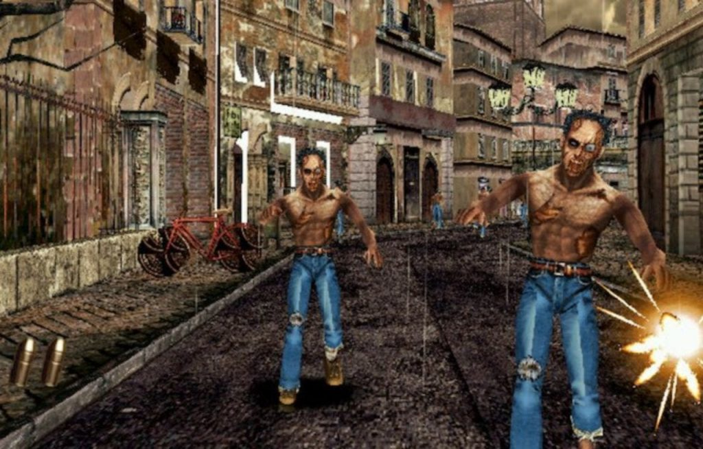 House Of The Dead 1 2 Remake Coming From Forever Entertainment