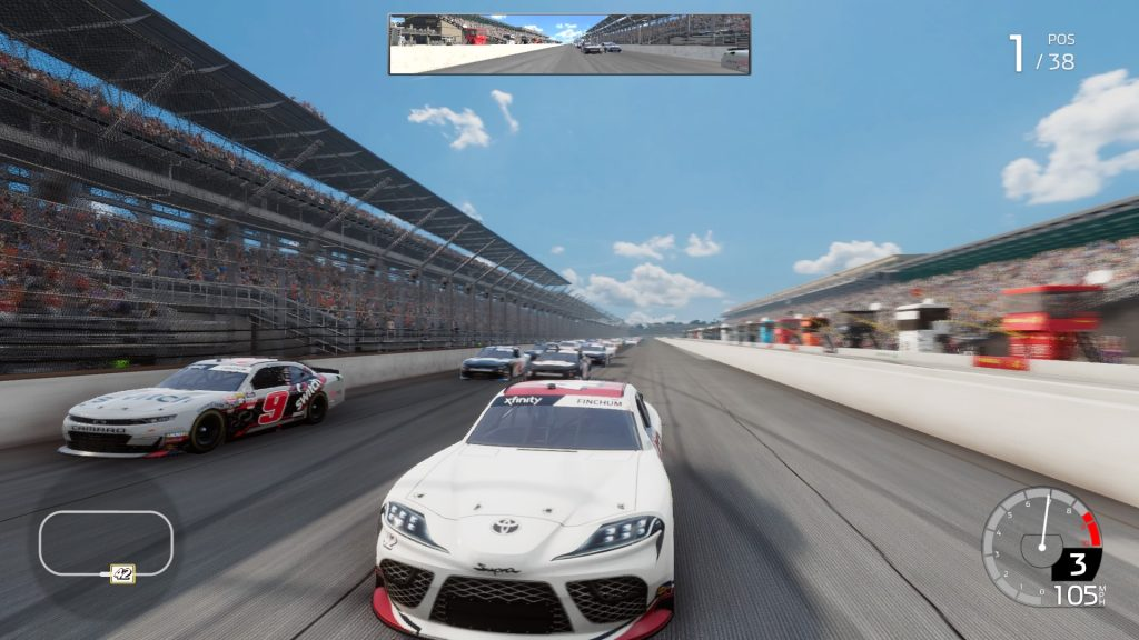 Nascar Racing Games >> NASCAR Heat 4 PS4 Review - PlayStation Universe