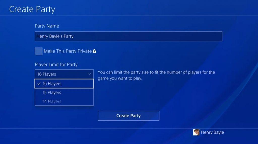 PS4 Party Error NW 31201-7-Fix
