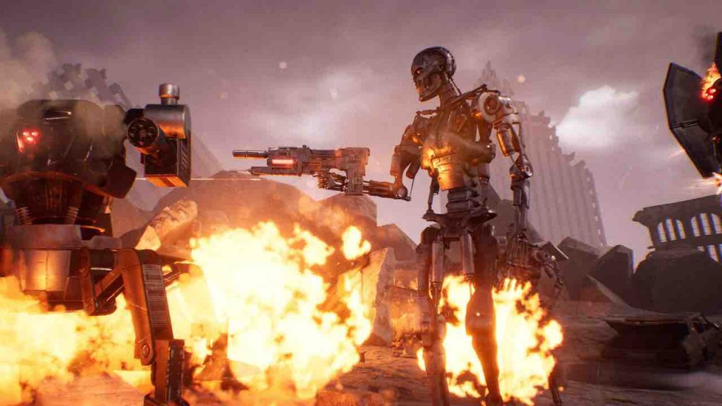 Terminator Resistance PS4 Release