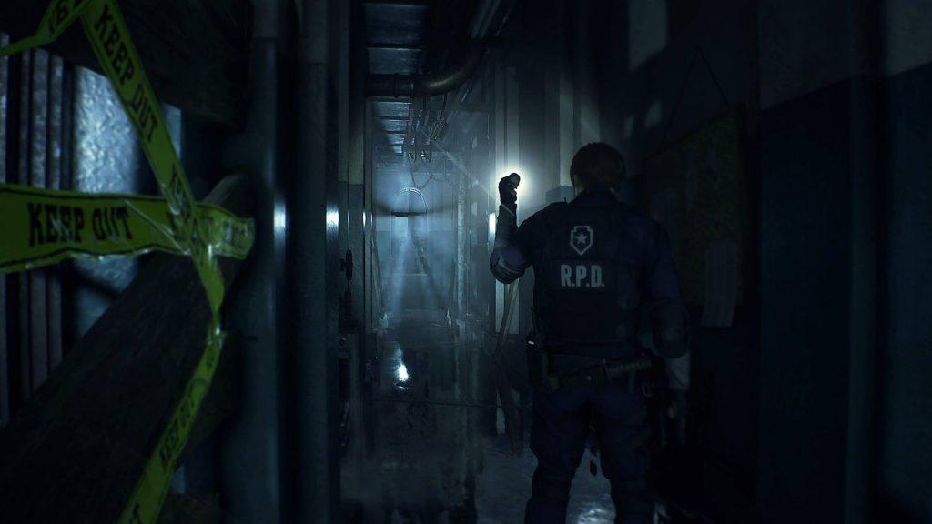 Best PS4 Horror Games Resident Evil 2