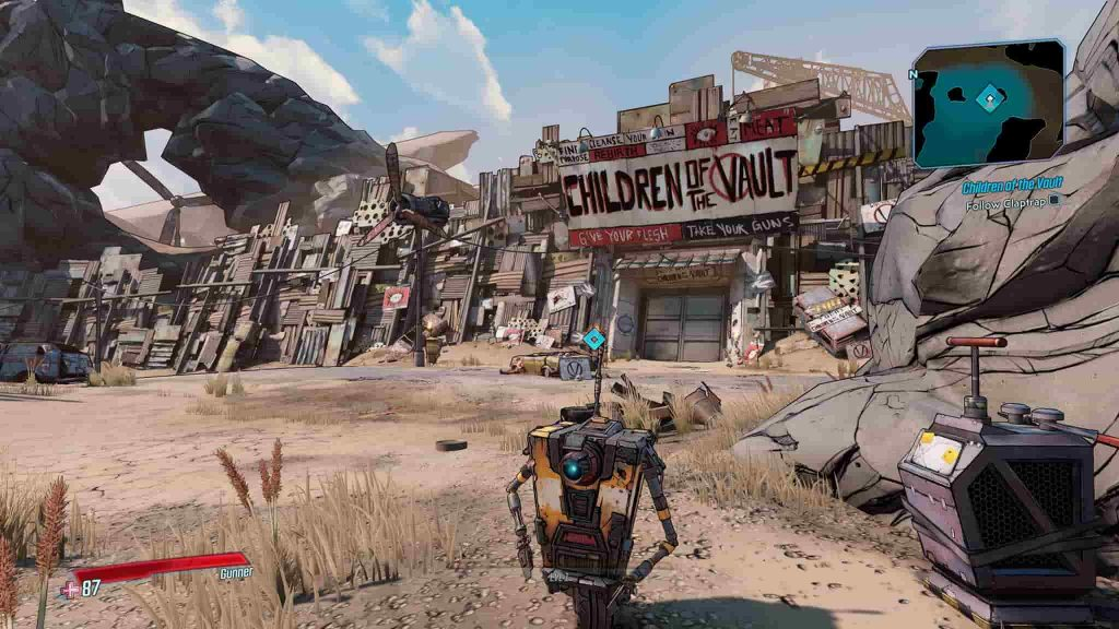 Borderlands 3 PS4 Review 1