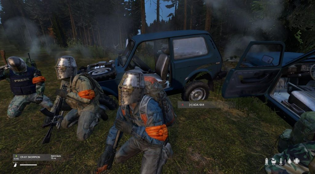 DayZ 1 03 PS4 Update Now Available - PlayStation Universe