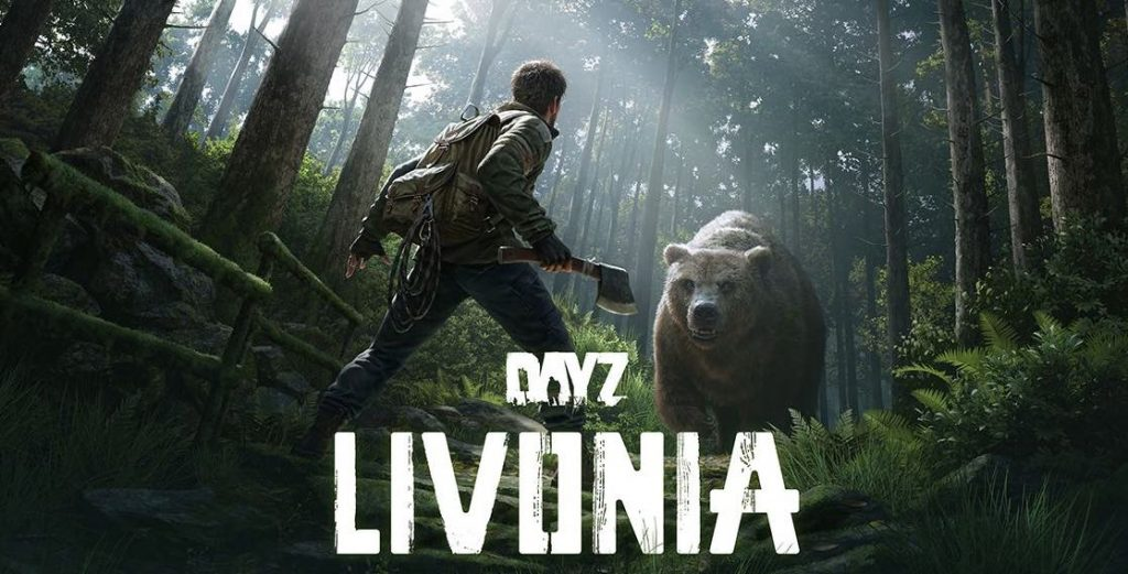 DayZ PS4 Livonia Map