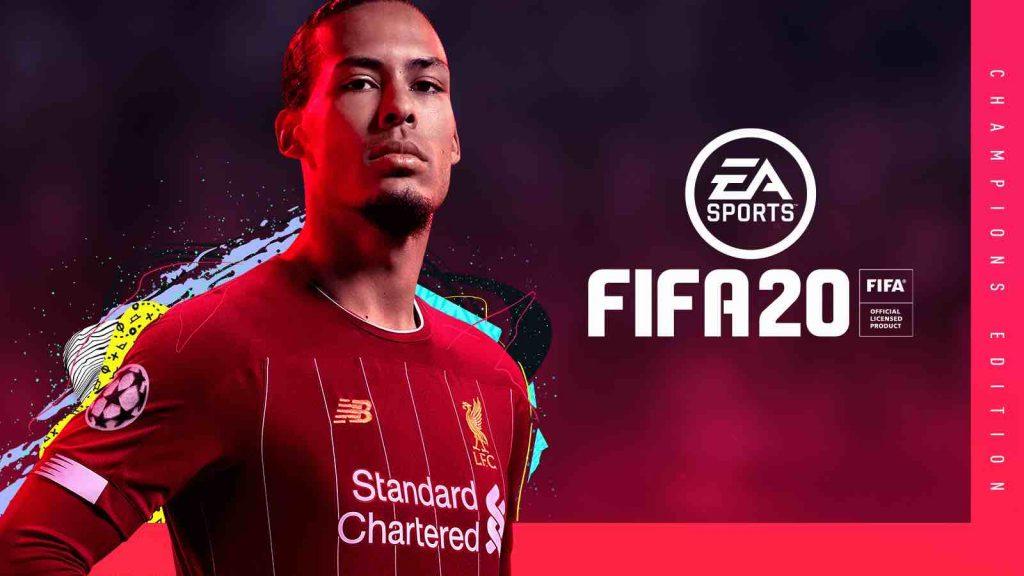 Fifa 20 early access PS4
