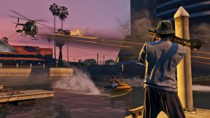 Grand Theft Auto 5 Coming To PS5 Expanded And Enhanced