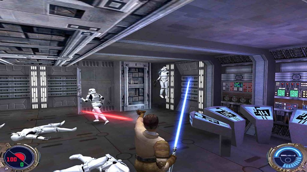 Jedi Outcast PS4 Review 1