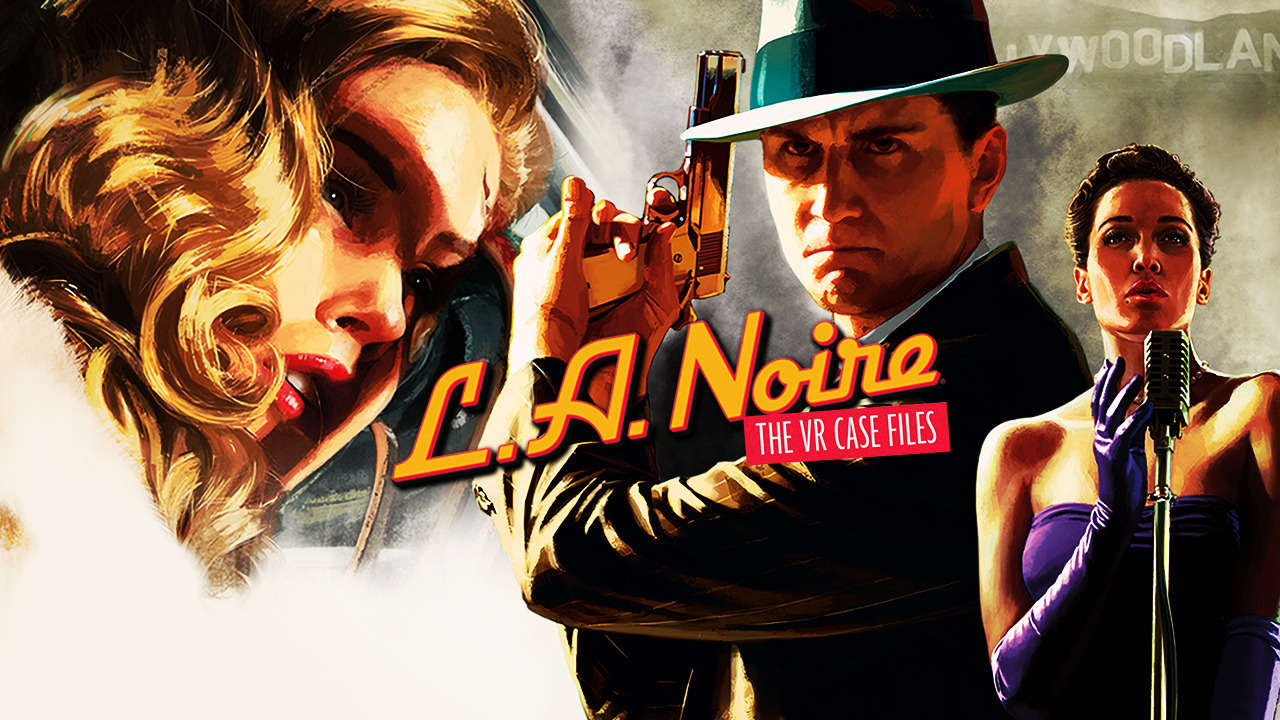 L.A. Noire: The VR Case Files First Round of Screenshots