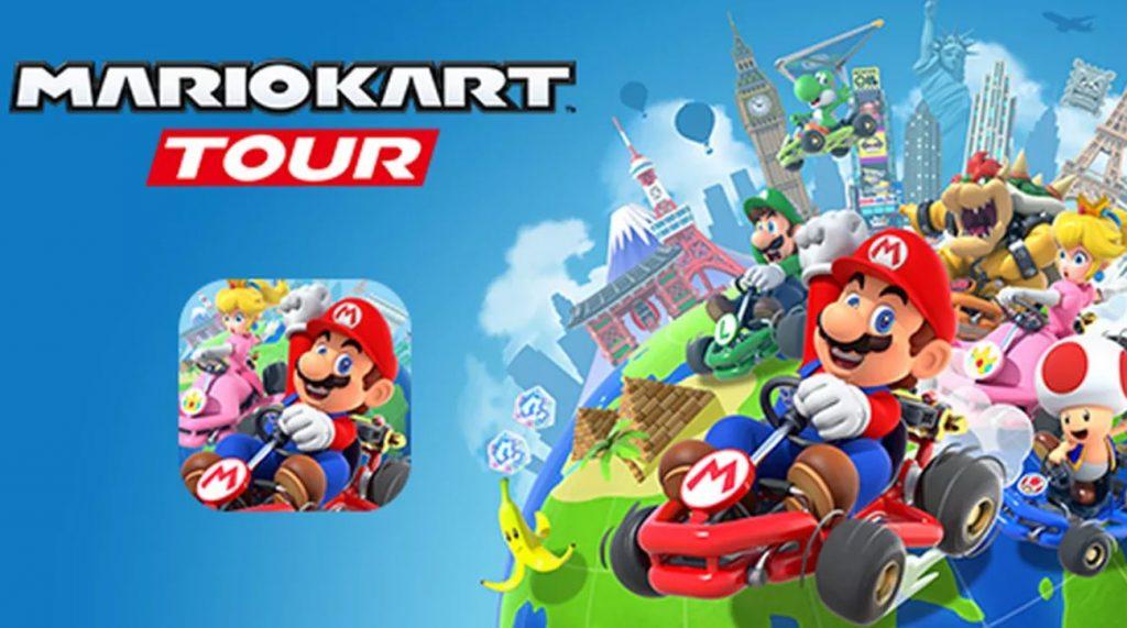 Mario Kart PS4
