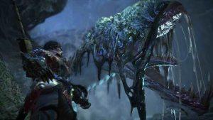 Monster Hunter World Iceborne Blackveil Vaal Hazak