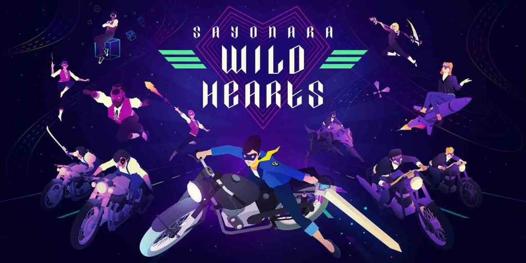 Sayonara Wild Hearts PS4 Review