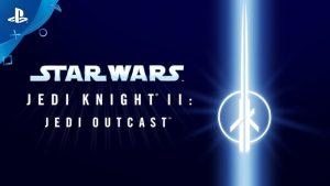 Star Wars Jedi Knight II Jedi Outcast PS4 Review