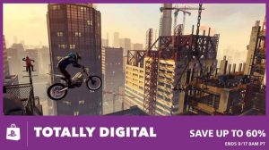 Totally Digital US PSN Sale