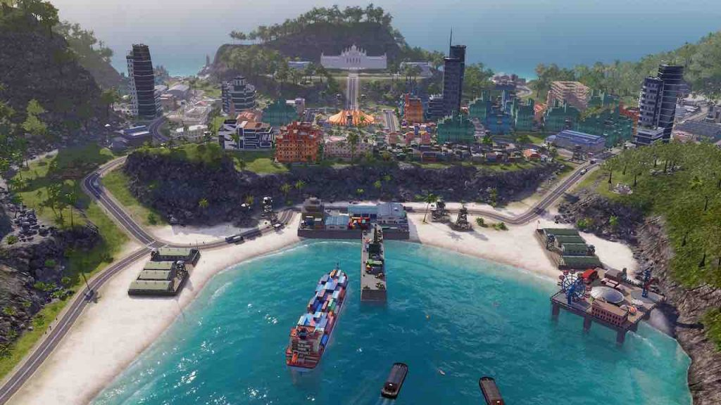 Tropico 6 PS4 Review