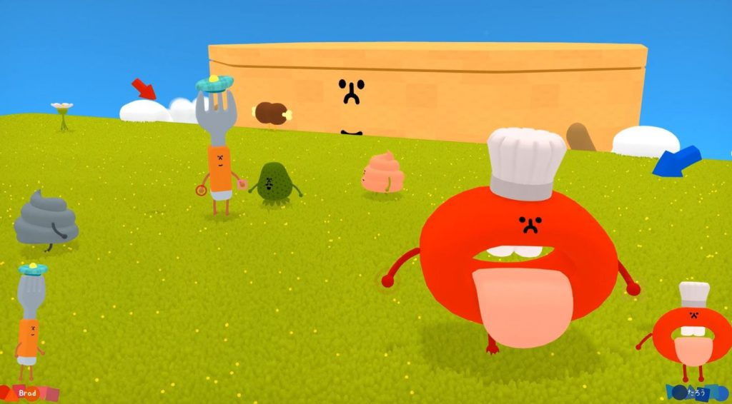 Wattam Western Release Date Confirmed At State Of Play
