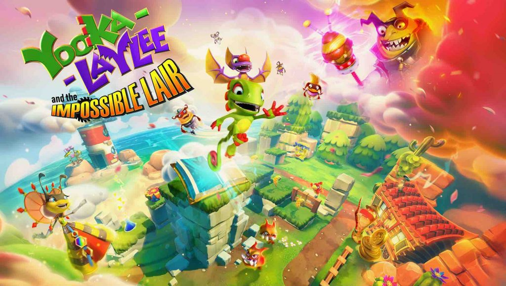 Yooka Laylee and the Impossible Lair PS4 review