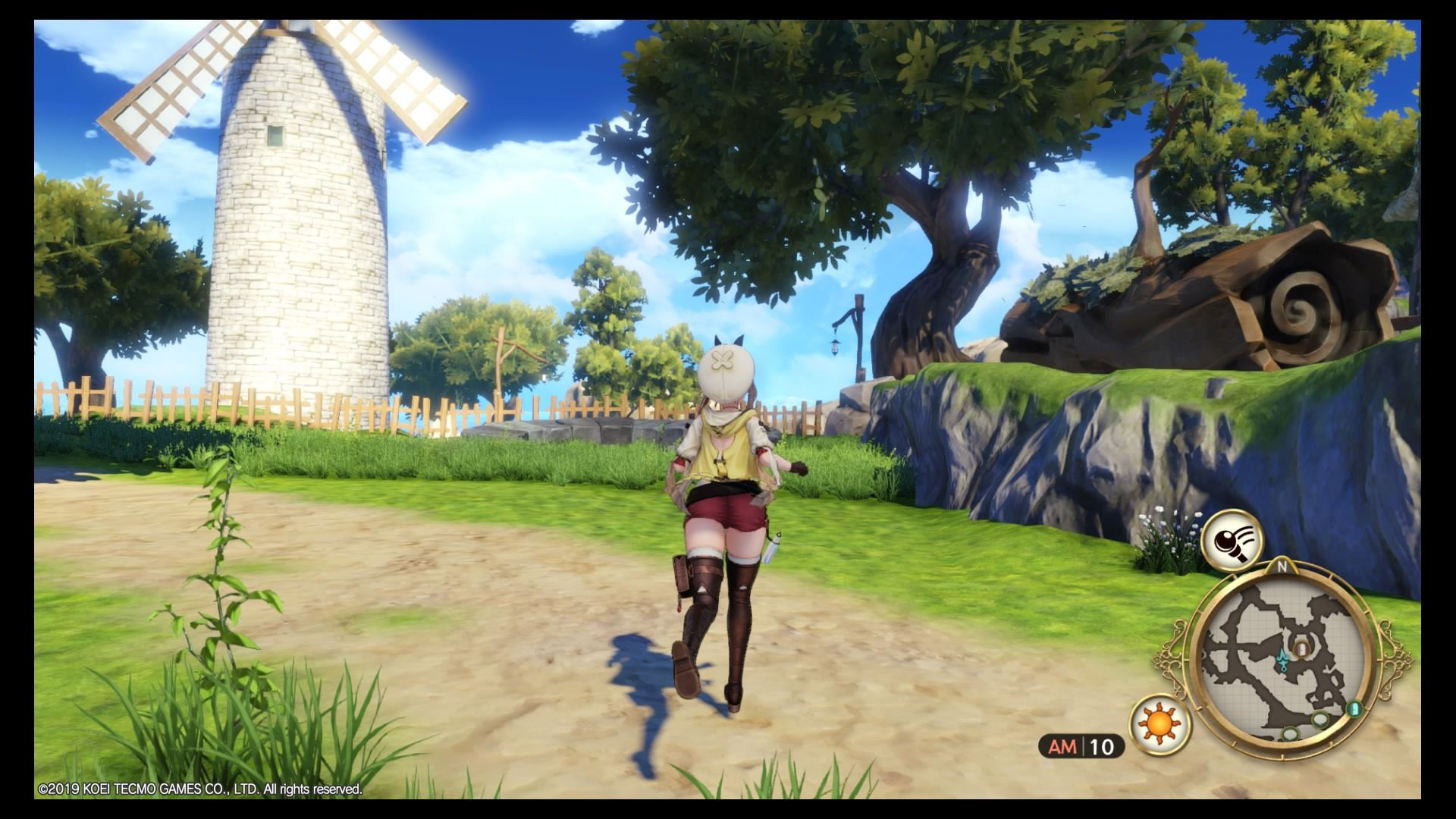 Atelier Ryza: Ever Darkness & the Secret Hideout review 01