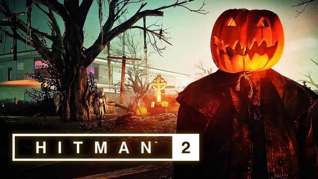Hitman 2 Embraces Slasher Films For Halloween Event Playstation