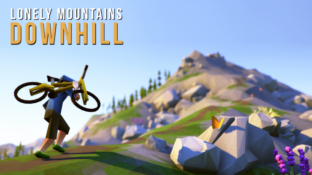 Lonely Mountains Downhill Playstation Universe Images, Photos, Reviews