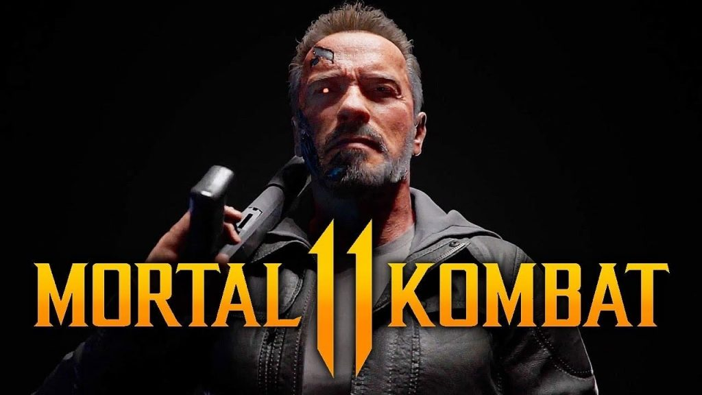 Mortal Kombat 11 Prepares To Terminate With Awesome T 800 Trailer