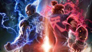 Tekken 7 sales