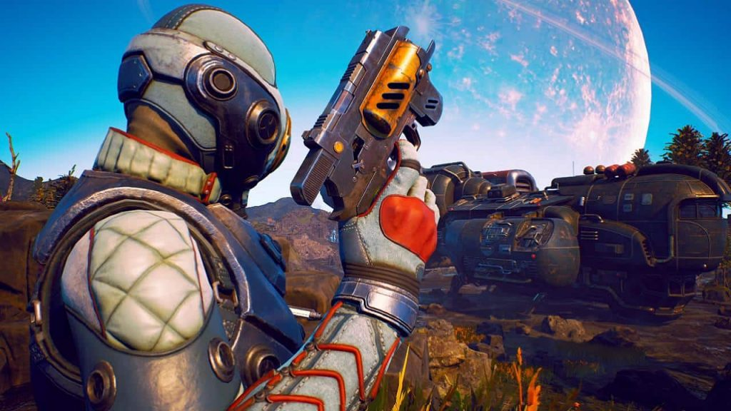 The Outer Worlds Is Enhanced on PS4 Pro After All
