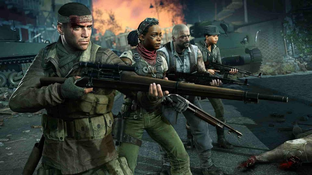 Zombie Army 4 3