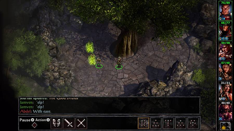 Baldur's Gate Enhanced Edition Pack PS4 Review 1