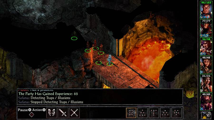 Baldur's Gate Enhanced Edition Pack PS4 Review 2