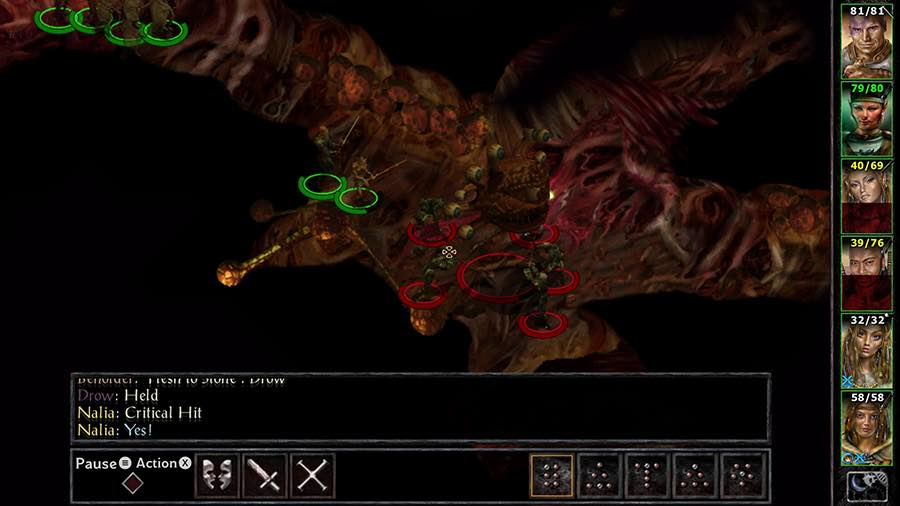 Baldur's Gate Enhanced Edition Pack PS4 Review 4