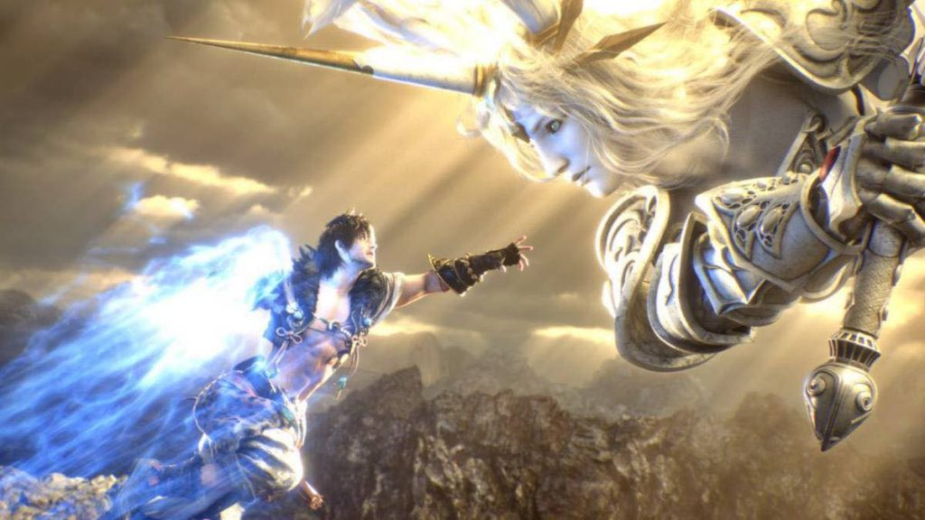 Best MMORPG Games For PS4