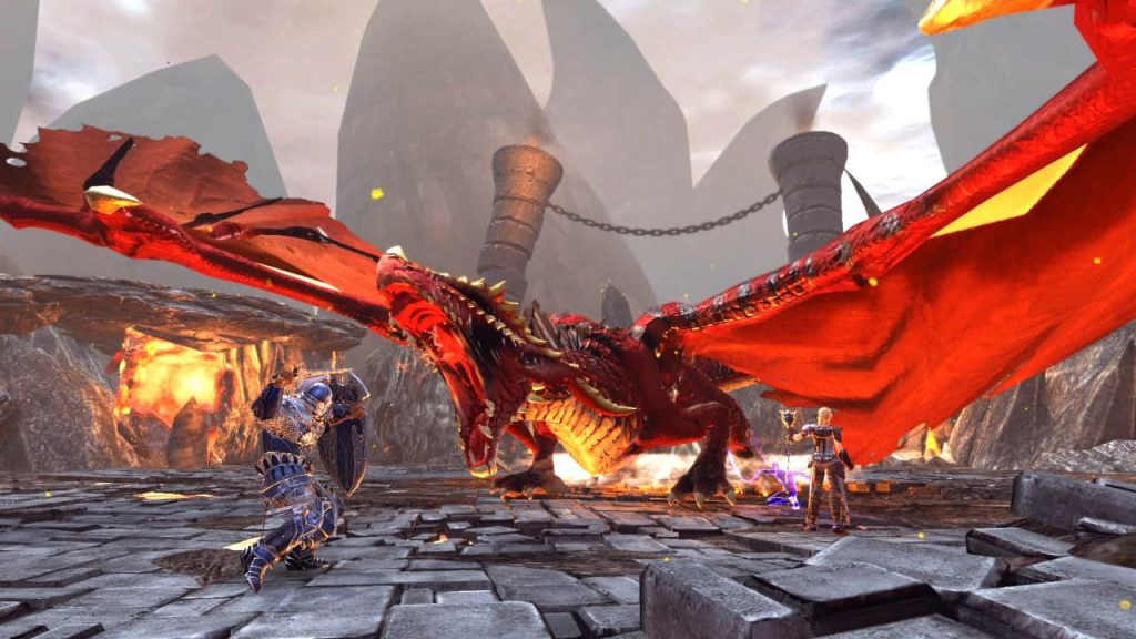 Best MMORPG Games For PS4 3