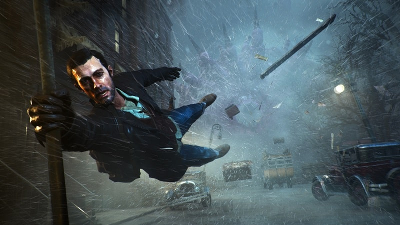 Best PS4 Detective Games The Sinking City