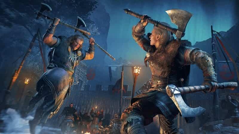 best ps5 games assassins creed valhalla