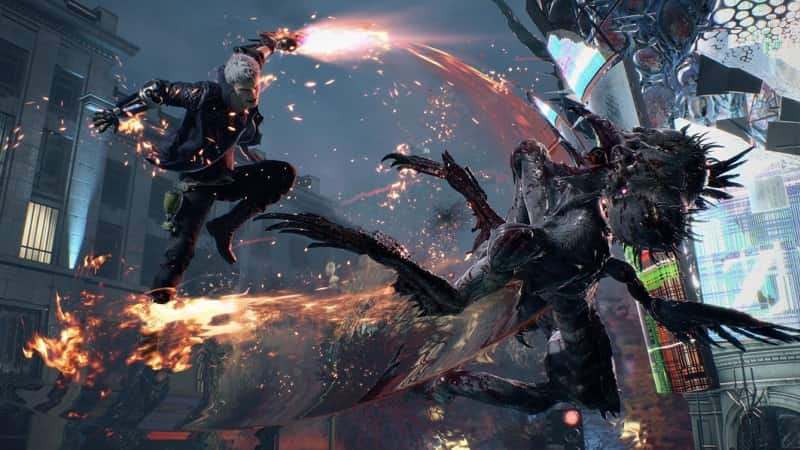 best ps5 games devil may cry 5 special edition