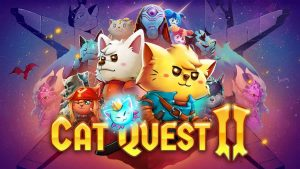 Cat Quest 2 PS4 Release