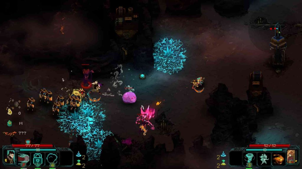 Children of Morta PS4 Review 1