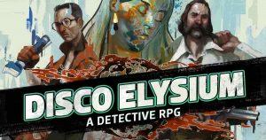 Disco Elysium PS4 Release