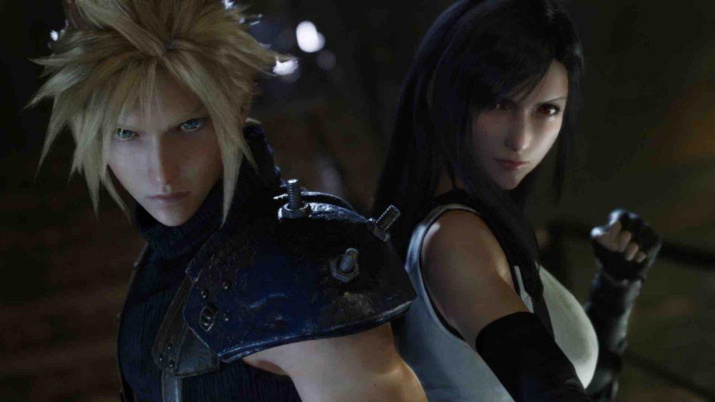Final Fantasy 7 Remake EGX 2019