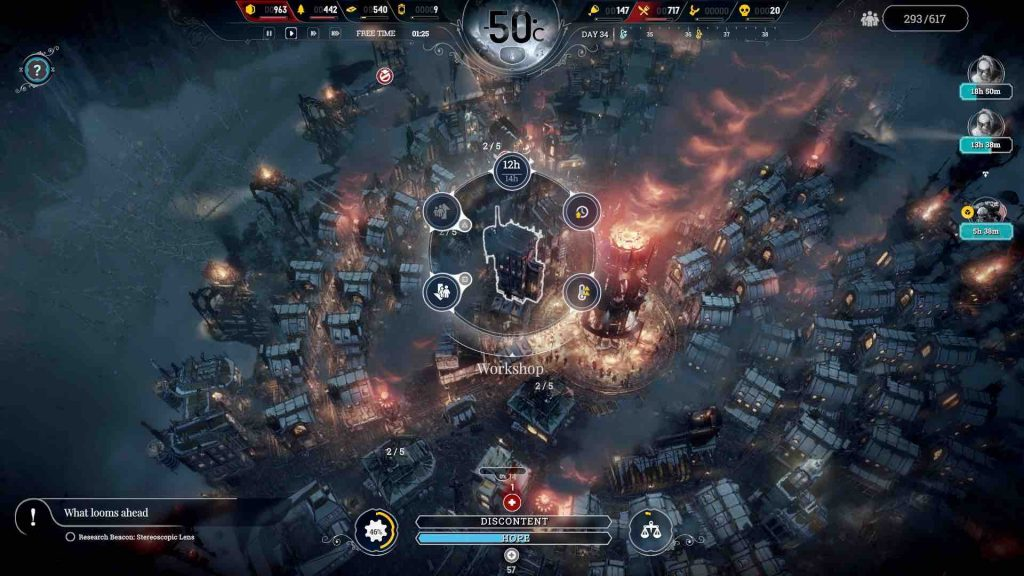 Frostpunk PS4 Review 4