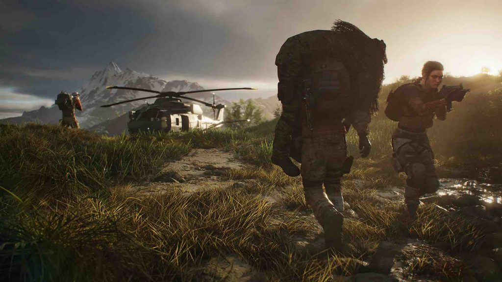 Ghost Recon Breakpoint Review PS4 1