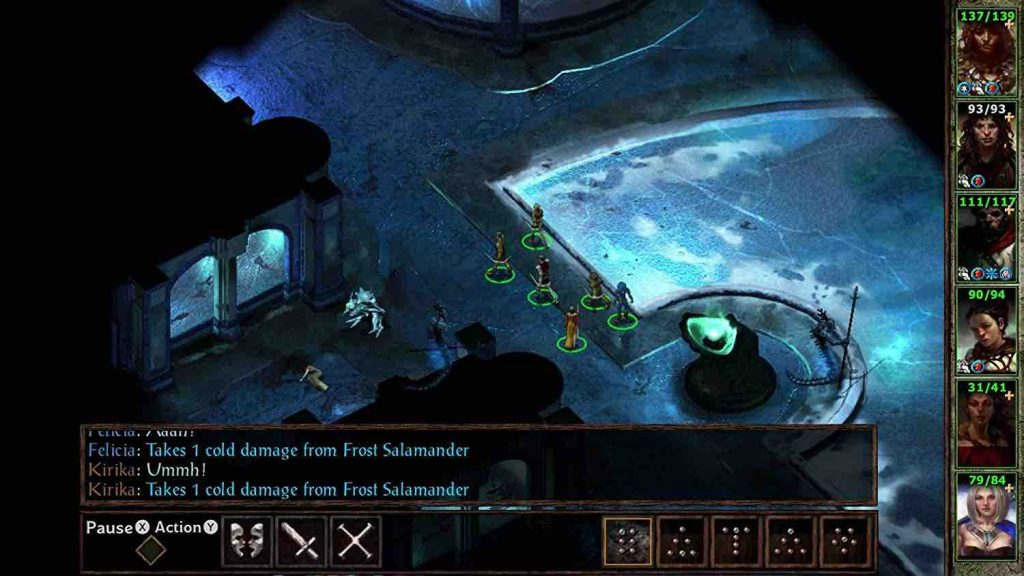 Icewind Dale PS4 Review 1