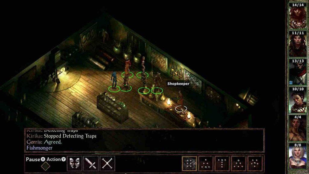 Icewind Dale PS4 Review 2