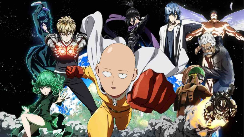 One Punch Man Closed Beta PS4