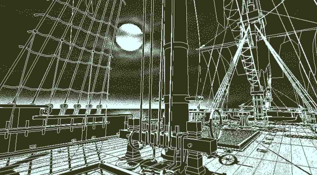 Return of the Obra Dinn PS4 Review 1