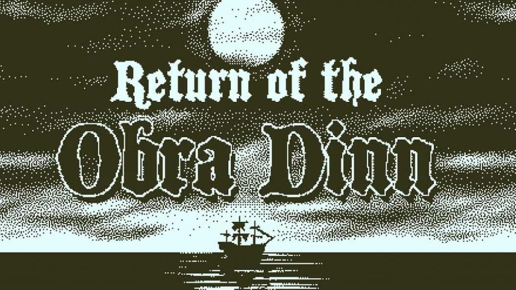 Return of the Obra Dinn PS4 Review
