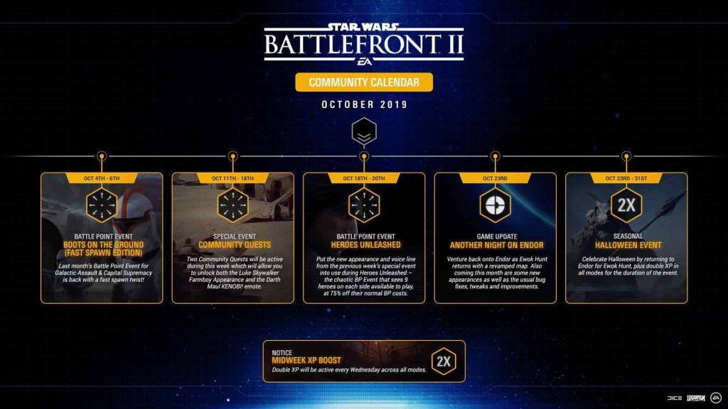 Star Wars Battlefront 2 Update Patch 1-39